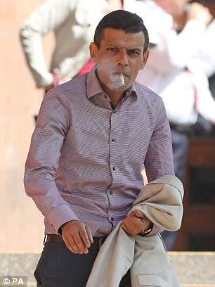 Abdul Sabe a été reconnu coupable de conspiration pour inciter à la prostitution, à la conspiration pour trafic d'exploitation sexuelle et à la conspiration pour agressions sexuelles