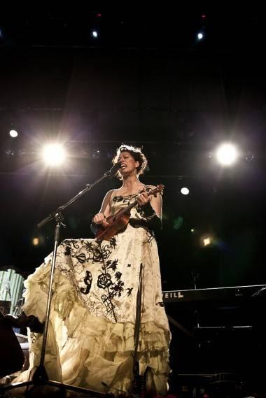 Amanda Palmer at the Vogue Theatre photo