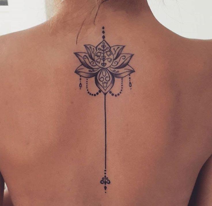 Imágenes De Tatuajes Para Mujeres En La Espalda Imágenes