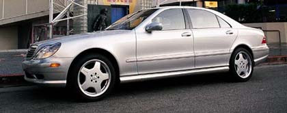 2001 Mercedes Benz S500 Sport One-Year Update - Motor Trend
