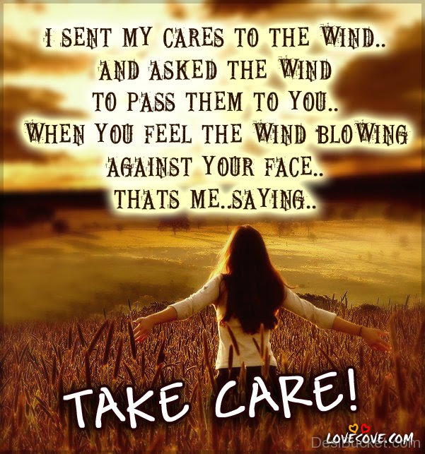 Quotes About Take Care Of Me 93 Quotes