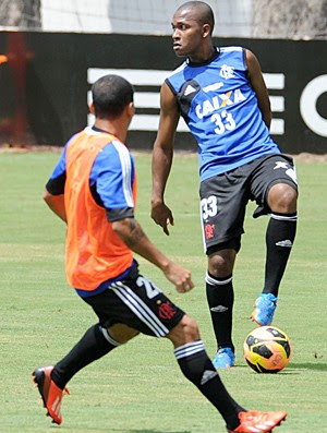 Samir Flamengo (Foto: Alexandre Vidal / Fla Imagem)