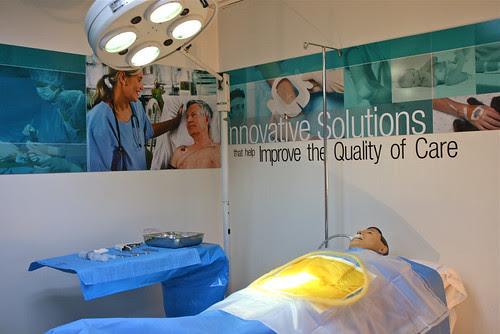 3M's Health Care Methods Room