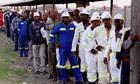 Lonmin miners