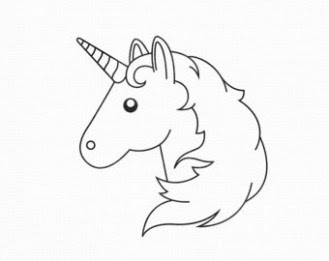 Unicorn Emoji Coloring Pages at GetColorings.com | Free ...