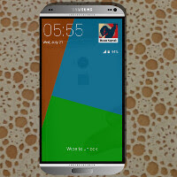 Samsung Galaxy S5 concept takes its design cues from a current flagship