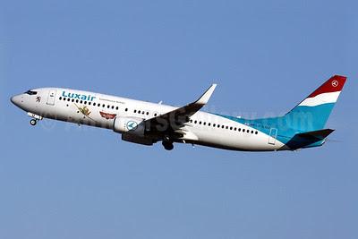 Luxair-Luxembourg Airlines Boeing 737-8C9 WL LX-LGU (msn 41047) (Disney Planes) PMI (Javier Rodriguez). Image: 913663.