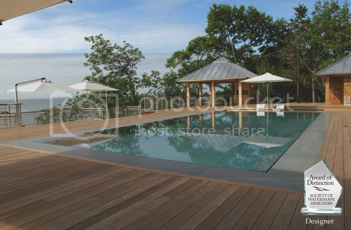 Swimming Pool Level : Deck level swimming pool home interior design