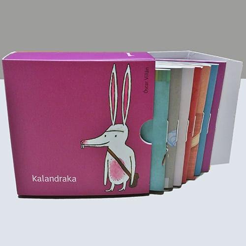 Resultado de imagen de títulos clásicos de literatura infantil de kalandraka