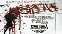 FREE Time to Bleed Tour: Suicide Silence pre-sale code for concert tickets.