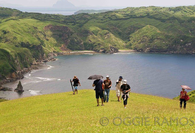 BP Batanes Marlboro Hills On the Hike Back