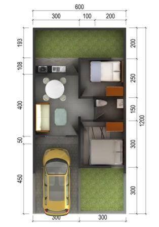 Nhà tối giản 2022 Loại 36