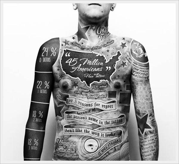 Full Body Best Black And White Tattoo Designs Tattoo Love