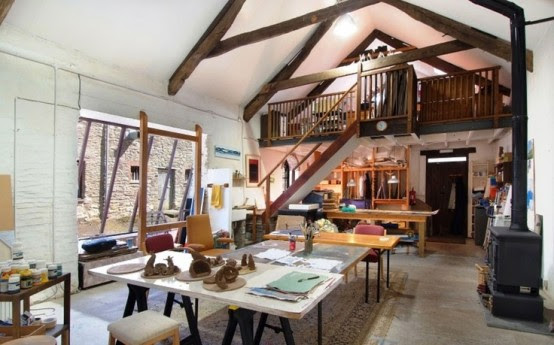 40 Artistic Home Studio Designs. Here To Inspire You ...