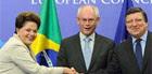 Europa pode contar com o Brasil, diz Dilma (Divulgação)