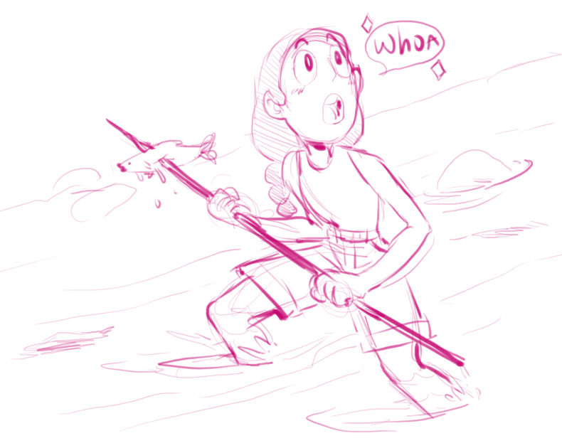 """""""THIS IS FOR THE KIDS, NOT YOU FURBALL"""" camping and fishin with jasper is fun"""