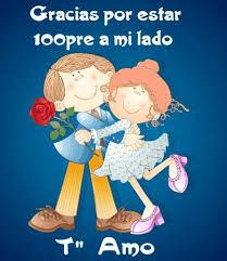 Tarjetas De Amor Con Frases Gracias Mi Amor Descargar Imagenes Gratis