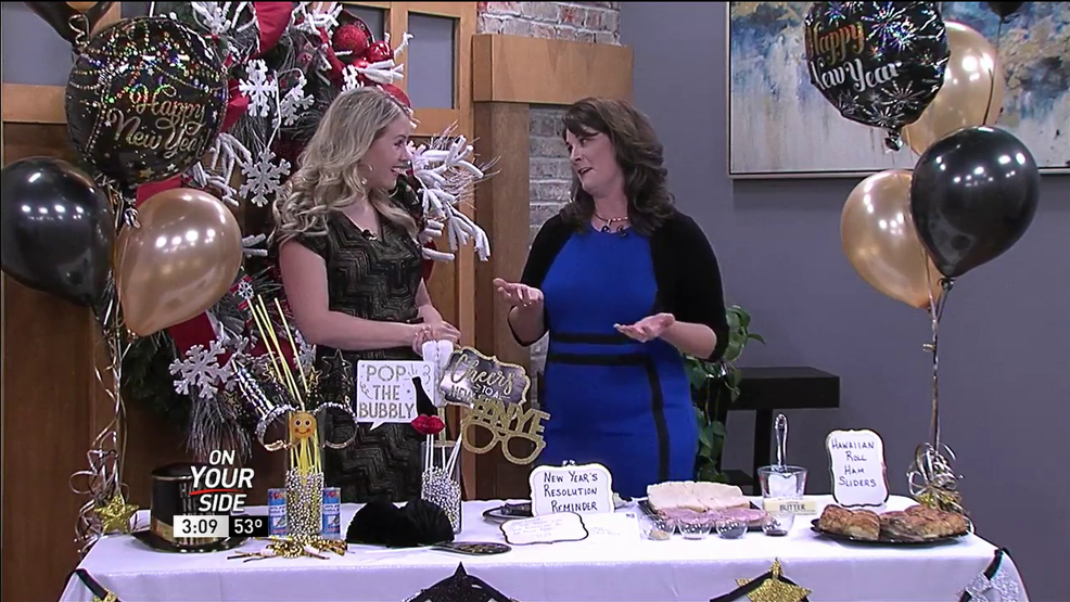 Last Minute Ideas For Throwing A New Years Eve Party Katv