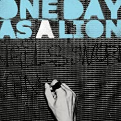 One Day As A Lion EP Cover
