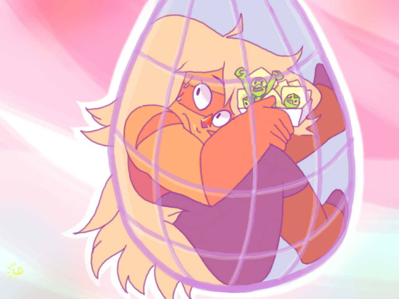 THE NACHOS TRICKED ME But truly, for much more high quality jaspers please check out this zine!