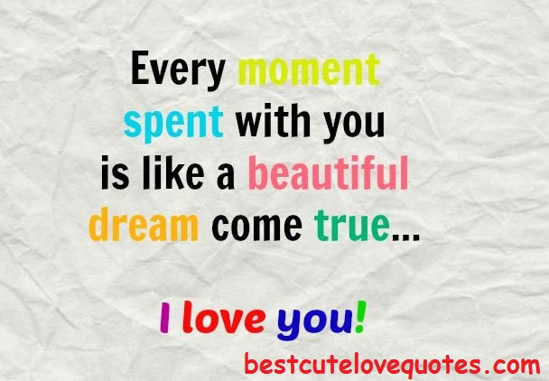 Best Cute Love Quotes For That Special Someone Of Your F