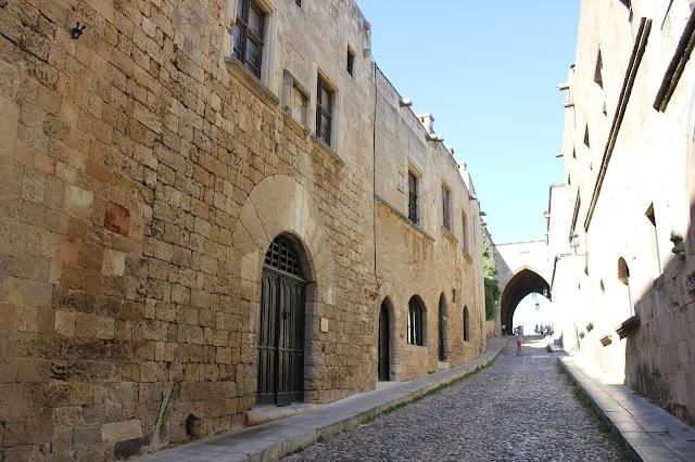 Top 10 Historic Sites in Rhodes, Greece