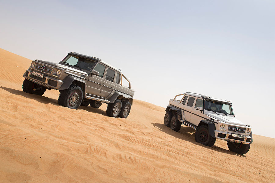 Mercedes-Benz Is Planning the G63 AMG 4X4 Truck - YouWheel ...