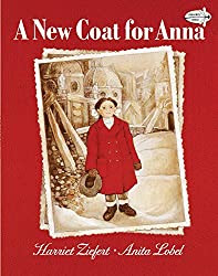 A New Coat for Anna {and Christmas in Germany} with Five in a Row