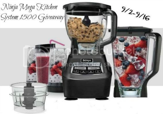 Ninja Mega Kitchen System Giveaway