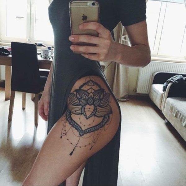 8 Lugares En Donde A Las Mujeres Se Les Ve Mejor Un Tatuaje