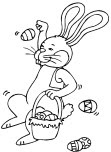 Printable Fancy Easter egg to decorate coloring page for ...
