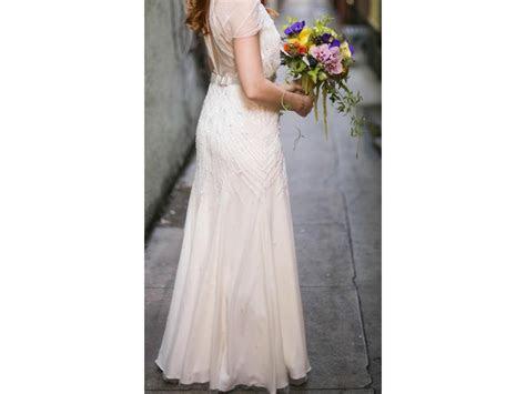 Jenny Packham Willow, $2,500 Size: 8   Used Wedding Dresses