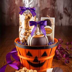 Halloween Gift Baskets Seasonal Gift Baskets Gourmet Baskets