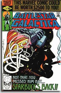 Battlestar Galactica #19