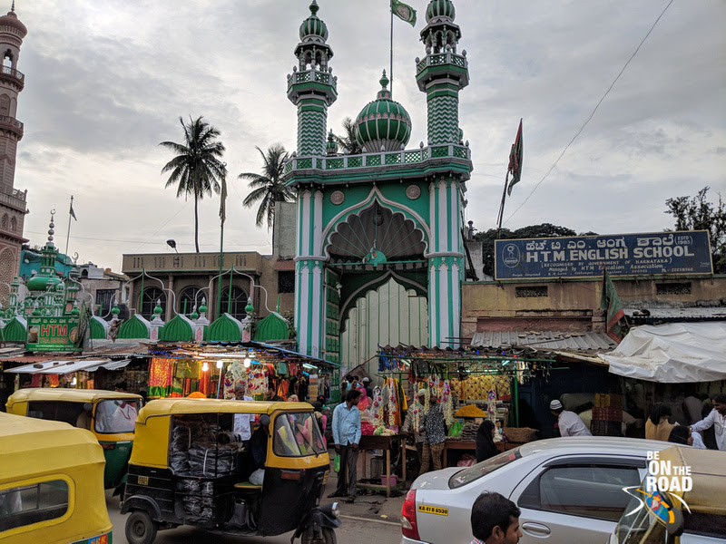 Dargah Hazrat Tawakkal Mastan Shah Saharwadi located in the heart of Bangalore