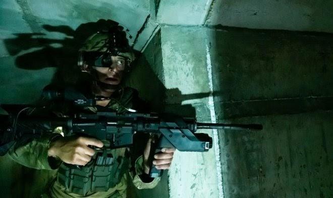 Прицел ARCAS превратит штурмовую винтовку в информационный боевой центр