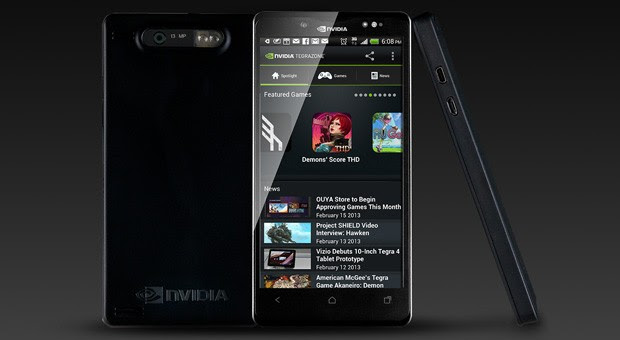NVIDIA unveils Tegra 4i with builtin LTE, details Chimera camera tech with alwayson HDR