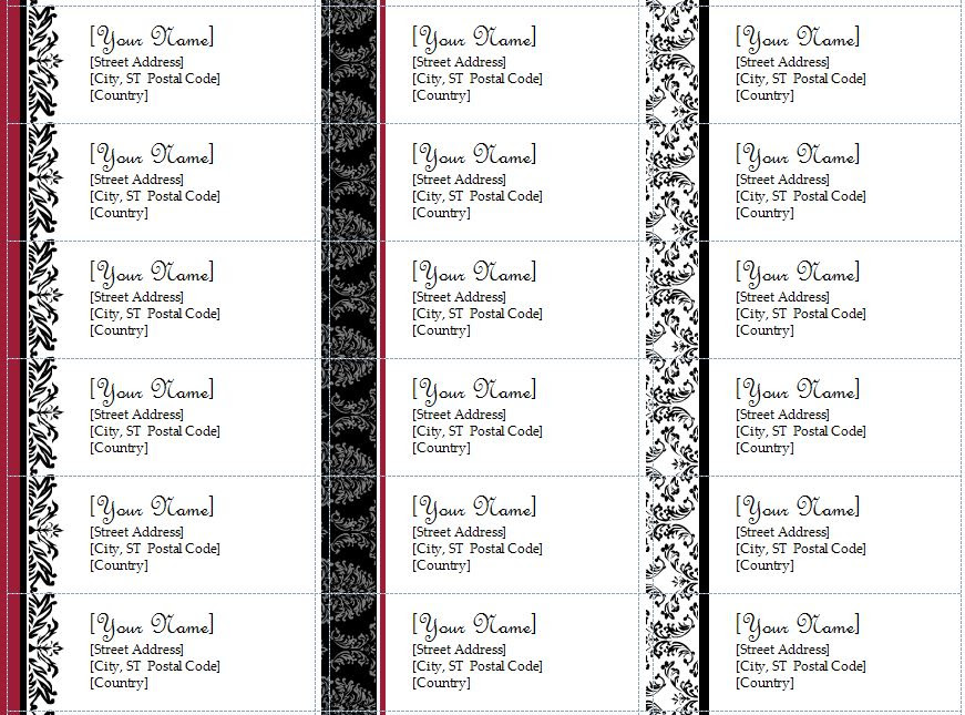 Avery Labels 8163 Template from lh5.googleusercontent.com