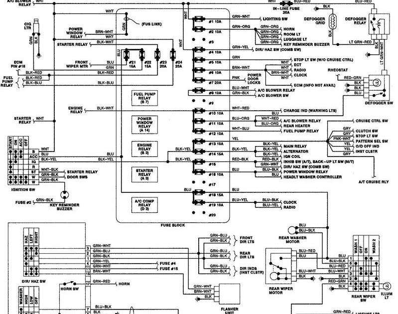 Trailer Ecu Wiring Diagram