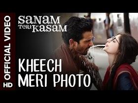 Kheech Meri Photo Official Video Song   Sanam Teri Kasam   Harshvardhan, Mawra   Himesh Reshammiya