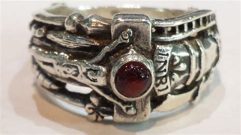 RETIRED & RARE James Avery Sterling Silver Martin Luther