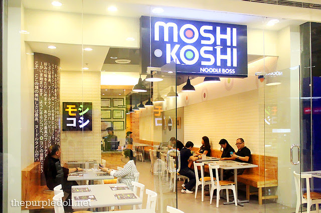 Moshi Koshi SM North EDSA The Annex