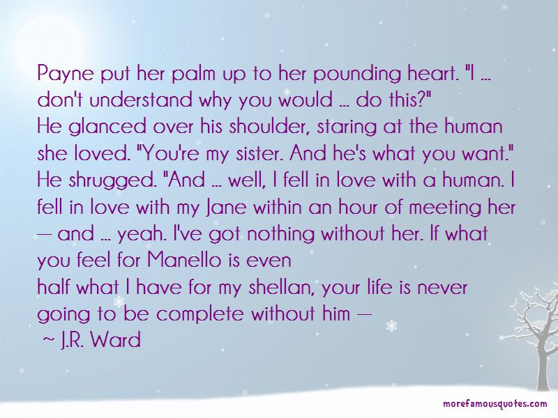 Quotes About Meeting The Love Of Your Life Top 6 Meeting The Love