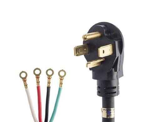 Wiring Diagram For 4 Prong Dryer CordWiring Diagram