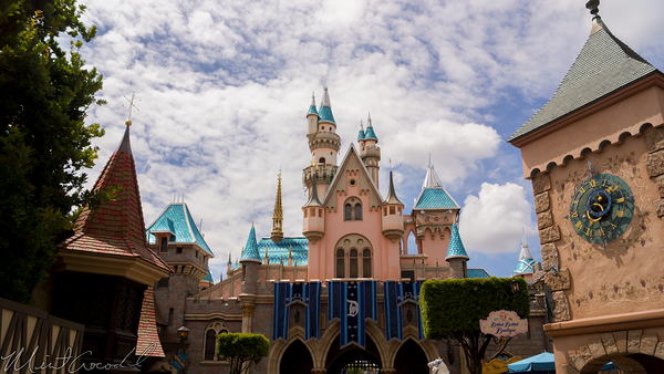 Disneyland Resort, Disneyland, Fantasyland, Sleeping, Beauty, Castle, Disneyland60