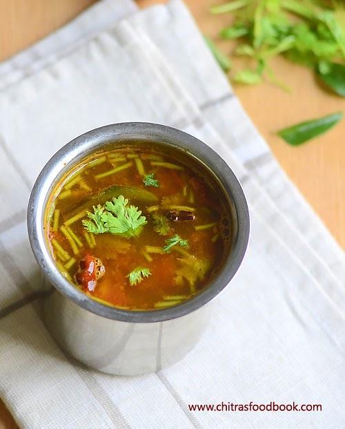 how to make rasam without rasam powder in malayalam