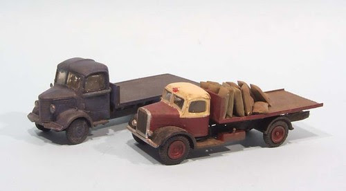 Bedford Lorries