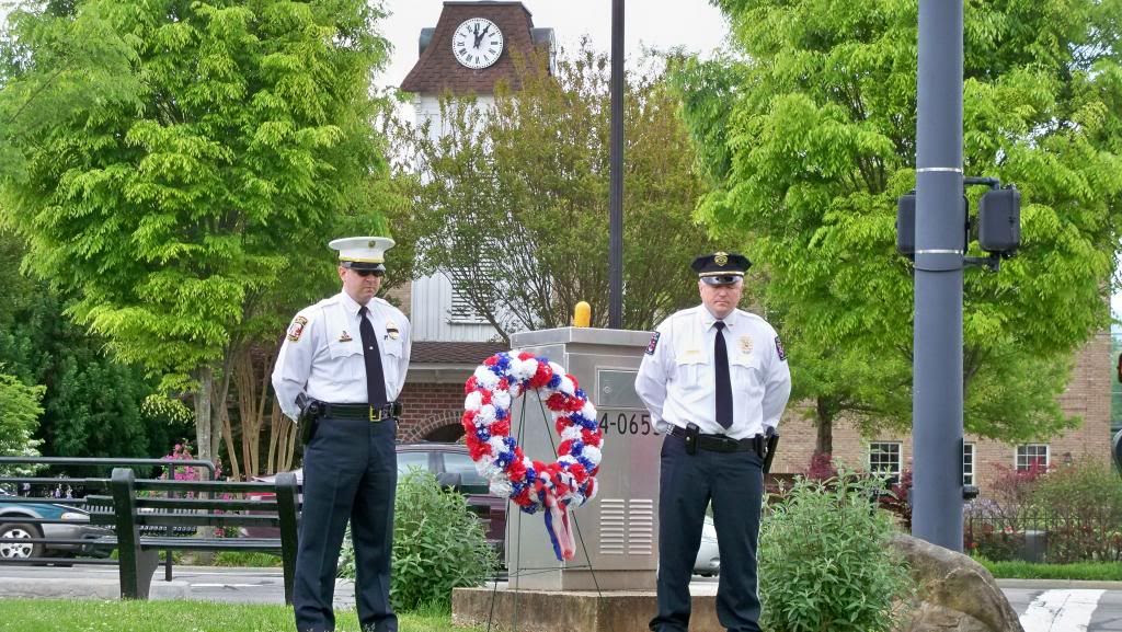 Police Chiefs Remembering the Fallen