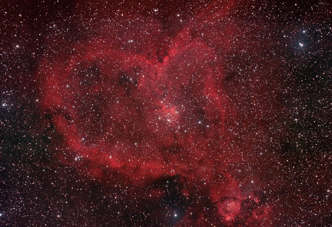 Αποτέλεσμα εικόνας για Νεφέλωμα της καρδιάς