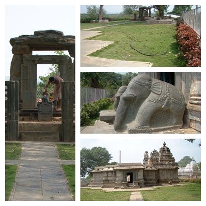 Confluence of Tunga and Bhadra - Koodli